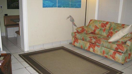 Suite Dreams Inn by the beach: Garden Suite