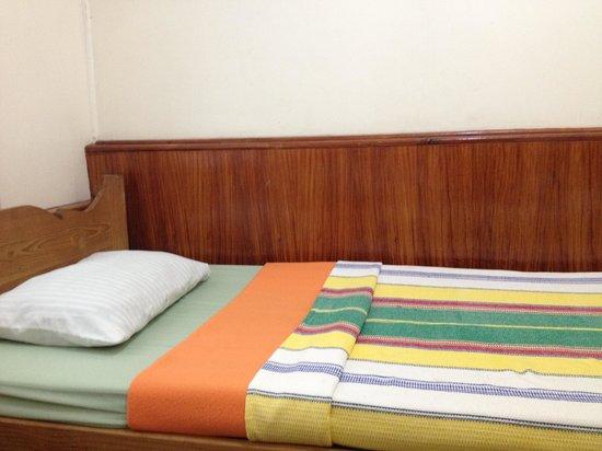 Banaue Homestay: Bed