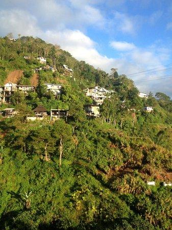 View from Banaue Homestay