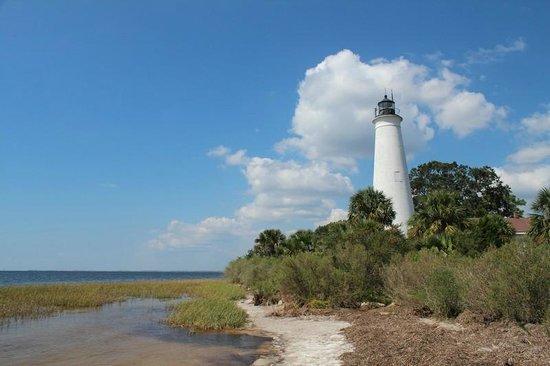 St. Marks National Wildlife Refuge : Lighthouse