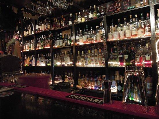 Glen Whisk(e)y Bar: Glen 2