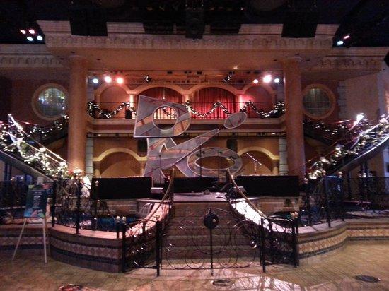 Casino at the Rio All-Suite Hotel: Rio stage