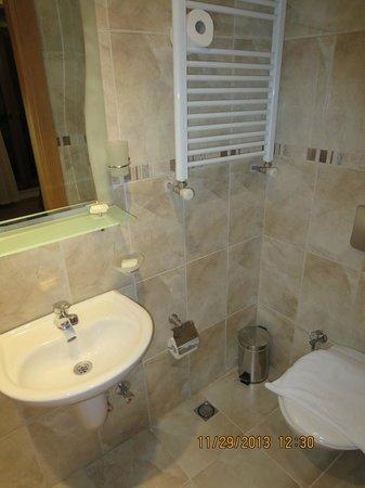 Grand Peninsula Hotel: Bathroom