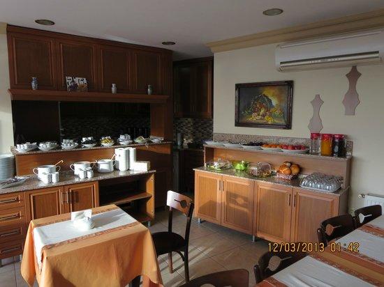 Grand Peninsula Hotel: Breakfast Buffet 2