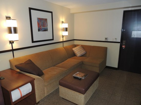 Hyatt Place Phoenix/Gilbert : Sitting Area