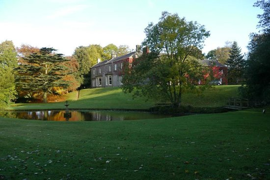 Farlam Hall Country House Hotel: morning view of Farlam Hall