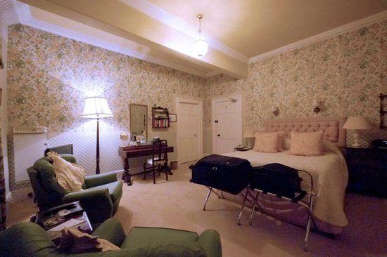 Farlam Hall Country House Hotel: Room 4, bedroom