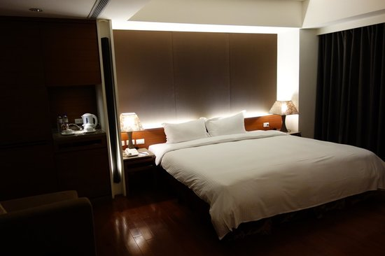 Quality Inn Hualien: room