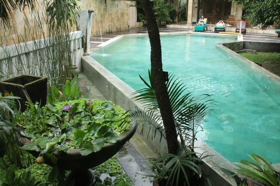 Bali Mystique Hotel and Apartments: nice detailing