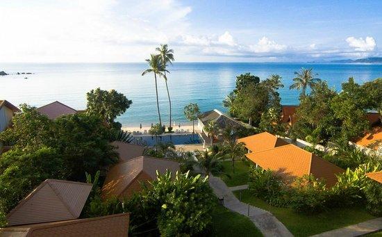 Palm Coco Mantra : Пляж и бассейн