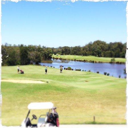 Mercure Kooindah Waters Central Coast: Golf Course