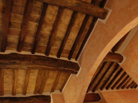 Palazzo al Torrione: Roof of bedroom