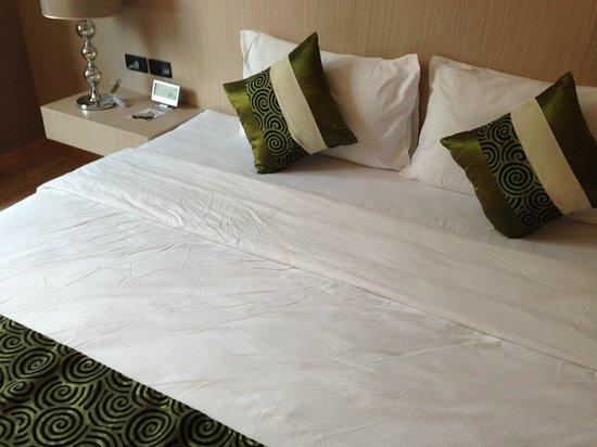 iCheck inn Nana: ベッド