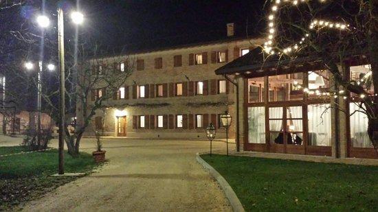 Azzano Decimo, อิตาลี: Ca muliner entrata ristorante