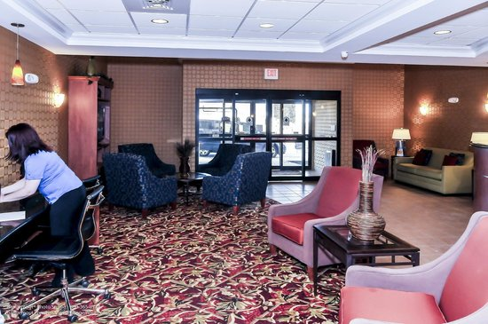 Comfort Suites Hummelstown-Hershey: Hotel