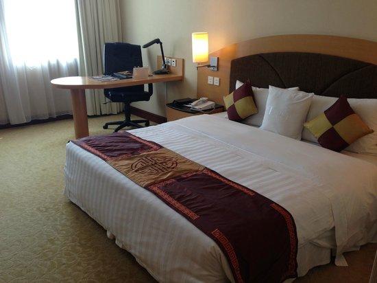 Fortuna Hotel Hanoi: ベッド