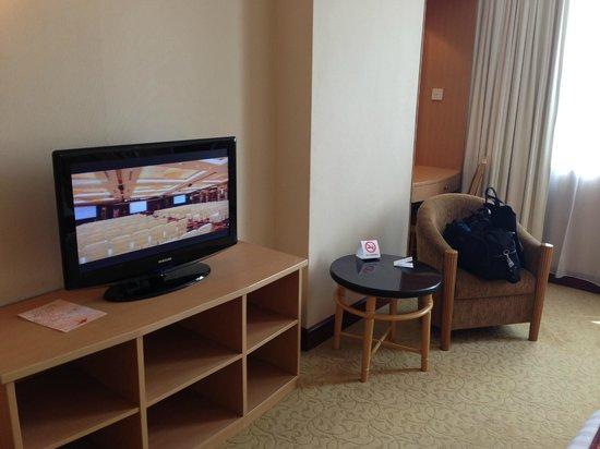 Fortuna Hotel Hanoi: 部屋