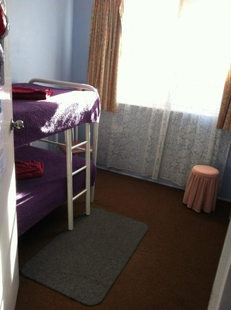 Paradise Motor Inn : dorm room in hustel