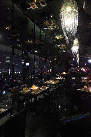 Grand Aston Yogyakarta: Vanilla Sky Lounge
