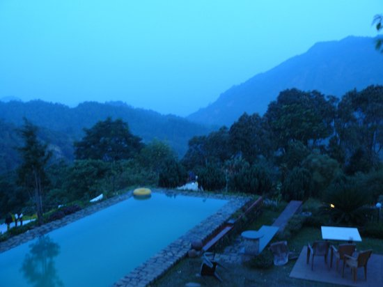 Wild Elephant Eco Friendly Resort: The view from the room