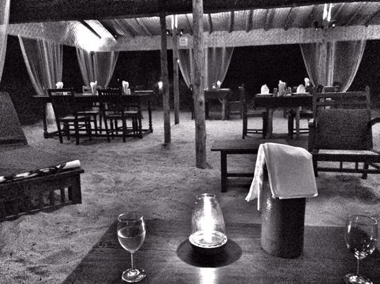 """Elsewhere - The Beach Houses : The """"restaurant"""" on the eve of 2014!"""
