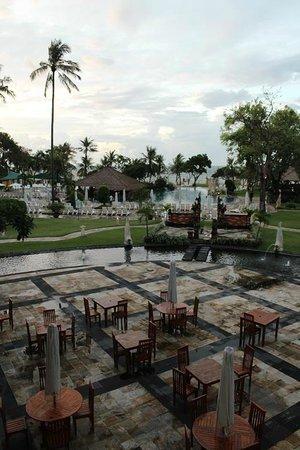 Discovery Kartika Plaza Hotel: View from Tupai Bar