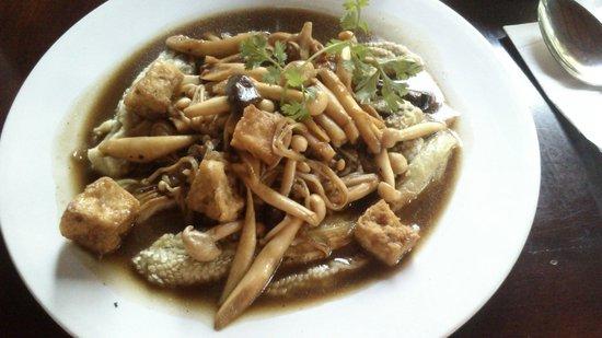 Sandan Restaurant Menu