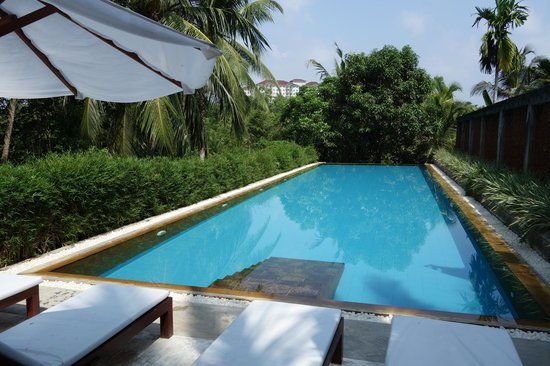 Tamarind Hill by Asia Leisure : Pool....very well maintained...