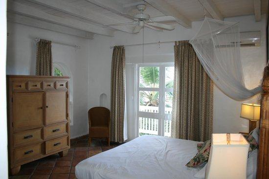 Windjammer Landing Villa Beach Resort : Villia 35 King Bedroom