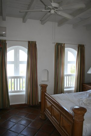 Windjammer Landing Villa Beach Resort: Villa 35 Queen Bedroom