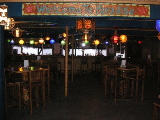 Paradise Cove Tiki Bar: Welcome