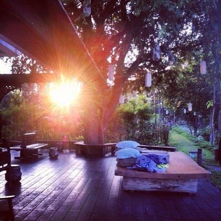 Marndadee Heritage River Village: Sunset