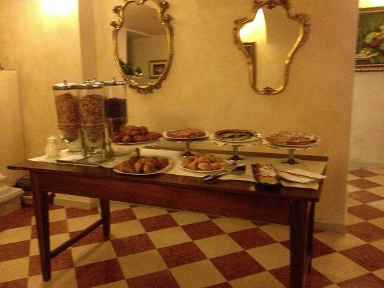 Hotel Roma Imperiale: Colazione