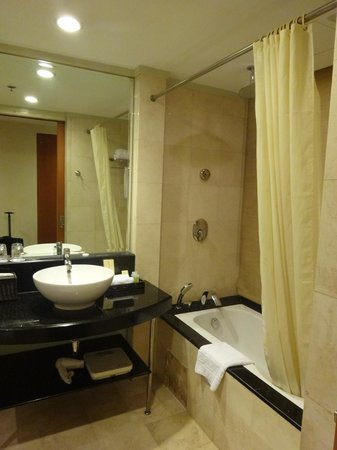 Eastwood Richmonde Hotel: Bathroom