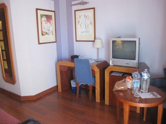 Hotel MS Maestranza: Номер