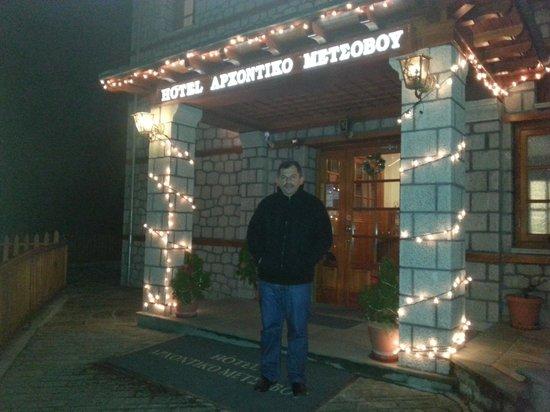 Archontiko Metsovou Boutique Hotel: Archontico Metsovou