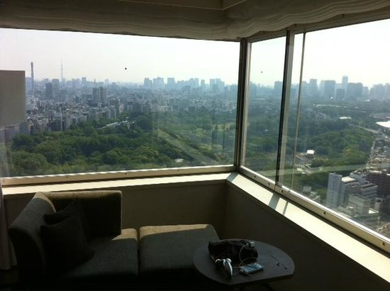 Hotel Century Southern Tower: 昼の眺望