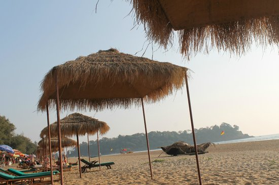 The LaLiT Golf & Spa Resort Goa : beach