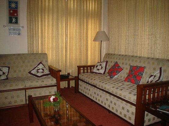 Nidwalden Resort: Homely living area