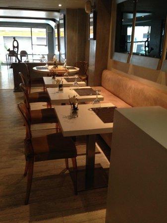 Park Suites Hotel : Dining area