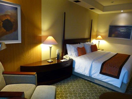 InterContinental Jakarta MidPlaza : Bed room