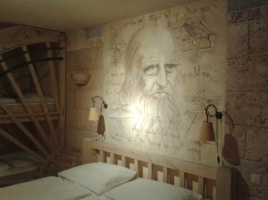 """Hotel """"Colosseo"""" Europa-Park : Schlafzimmer"""
