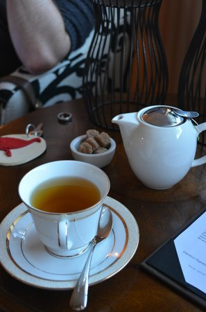 Hamurana Lodge: Cup of Tea