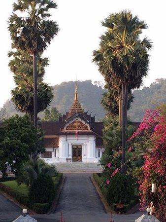 Victoria Xiengthong Palace : The National Museum, Laos