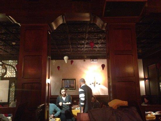 Hotel Saturnia & International : desayuno