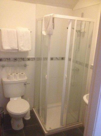 Glendine Inn: Bathroom
