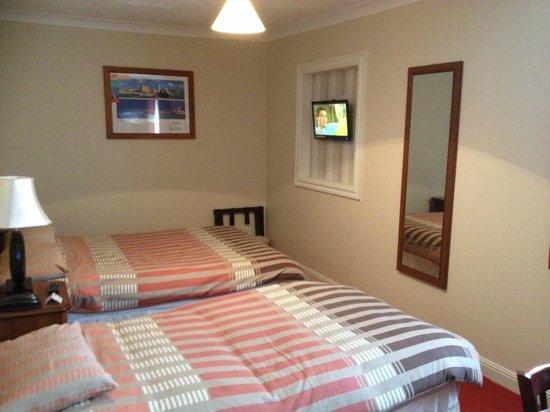 Glendine Inn: Twin Room