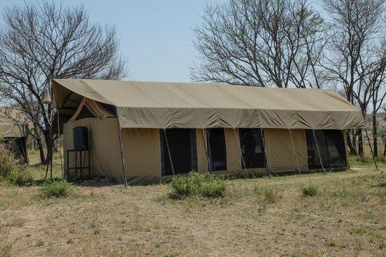 Olakira Camp, Asilia Africa: tents