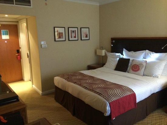 London Marriott Hotel Marble Arch: Queen bed room