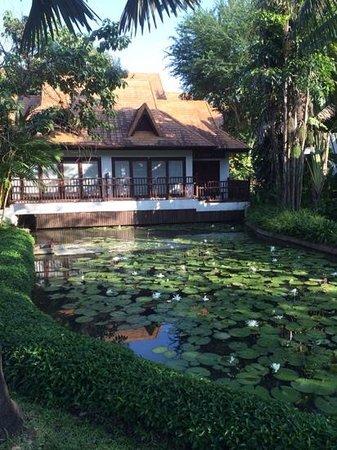 The Legend Chiang Rai : beautiful location